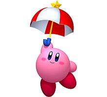 Parasol Kirby Photographic Print