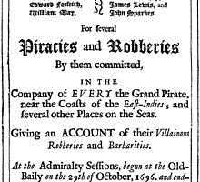 Historical Pirate Trials by BravuraMedia