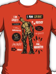 Galactic Tree Famous Quotes T-Shirt