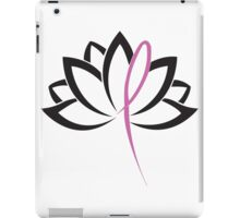 JL Breast Cancer Awareness iPad Case/Skin