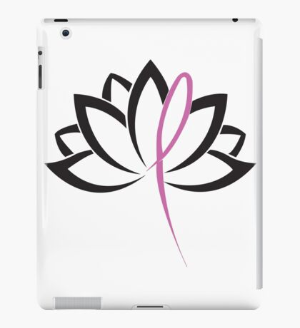 JL Breast Cancer Awareness iPad Case/Skin