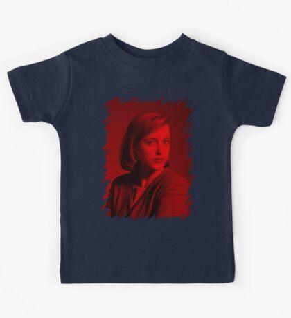 Gillian Anderson - Celebrity Kids Tee