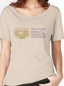 NCE emblem horizontal Women's Relaxed Fit T-Shirt