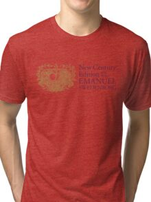 NCE emblem horizontal Tri-blend T-Shirt