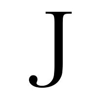 The Letter 'J' by RebeccaStephens