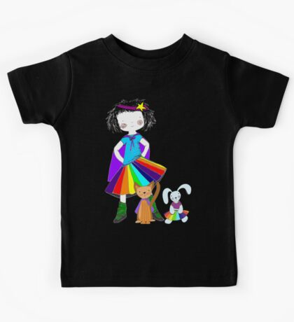 Save the Day Friends Kids Tee