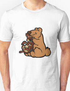 Bearhugs Unisex T-Shirt