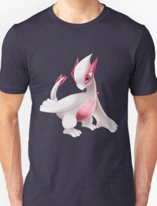 Shiny Lugia Pokemon Unisex T-Shirt