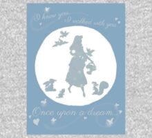 Once Upon a Dream (Make it Blue!) Kids Tee