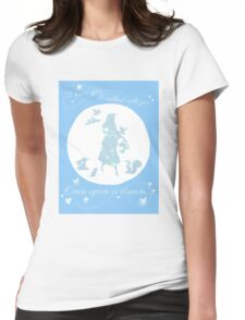 Once Upon a Dream (Make it Blue!) Womens Fitted T-Shirt