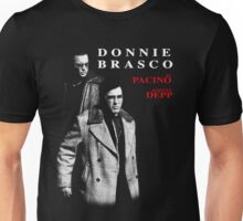 DONNIE BRASCO -JOHNNY DEPP- Unisex T-Shirt