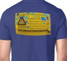 Freshwater West Warning Sign Unisex T-Shirt