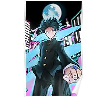 Mob Psycho 100 - Power UP! Poster