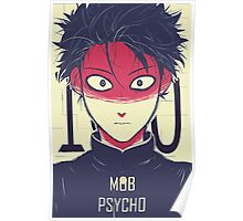 Mob Psycho 100 - I Love You Poster