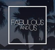 Fabulous and Us: Holiday Sticker