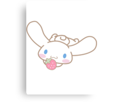 Cinnamoroll Canvas Print