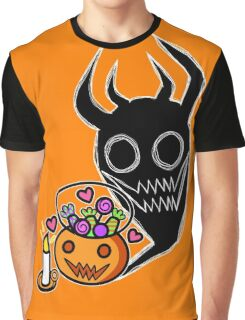 A Pumpkin and his Shadow Graphic T-Shirt