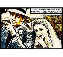 Mr and Mrs Pleasant, 2014 Photographic Print