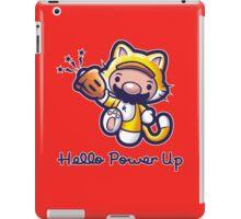 Hello Power Up iPad Case/Skin