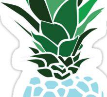 Graphic Pineapple Sticker
