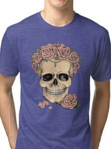 Memento mori Tri-blend T-Shirt