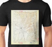 USGS TOPO Map California CA Chico 299268 1893 125000 geo Unisex T-Shirt