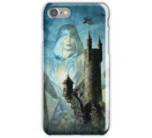 Mistress Of The Dark Towers iPhone Case/Skin