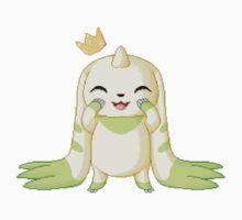 Terriermon - Big smile ! Baby Tee