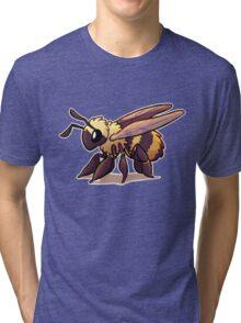 Cute Bee Tri-blend T-Shirt