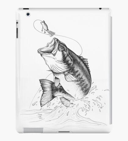 Bass Art iPad Case/Skin