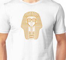 King Tut Egypt Pharaoh Shutter Shades Unisex T-Shirt