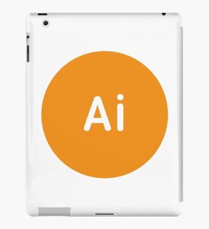 Adobe CC Illustrator Circles iPad Case/Skin