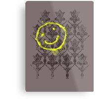 221B wallpaper Metal Print