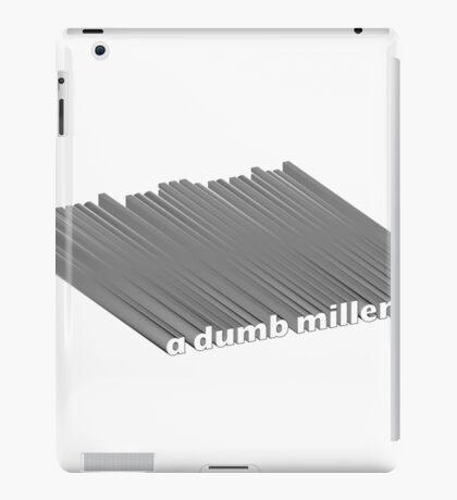 A Dumb Millennial iPad Case/Skin