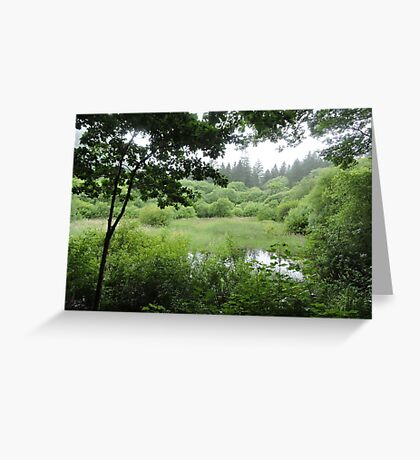 The Earth Is What We Have In Common Greeting Card