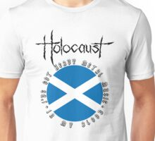 Holocaust - Heavy Metal Mania (Fanmade Merch - black letters) Unisex T-Shirt