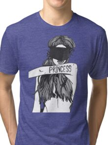 PRINCESS Tri-blend T-Shirt