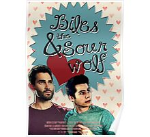 Biles & The Sour Wolf Poster