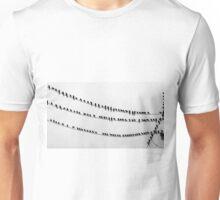 Flock  on Wires Unisex T-Shirt