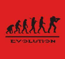 Evolution One Piece - Short Sleeve