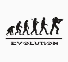Evolution Kids Clothes