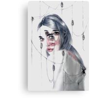 The weaver Canvas Print