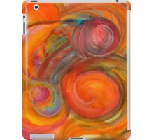 Sounds of Watercolors I iPad Case/Skin