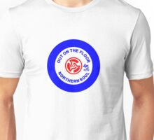 Northern Soul out on the floor Unisex T-Shirt