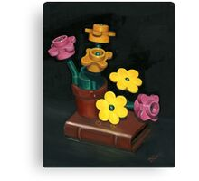 Lego Still Life Canvas Print
