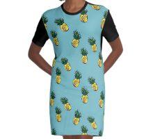 PIÑA Graphic T-Shirt Dress
