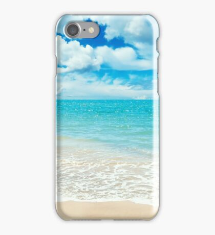 Relax by the Sea iPhone Case/Skin