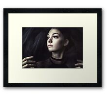 The Beginning of Sorrow Framed Print