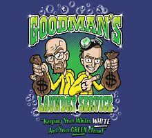 Goodman's Laundry Service Unisex T-Shirt