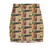 Grapes  Mini Skirt